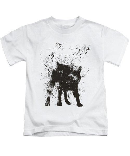 Wet Dog Kids T-Shirt