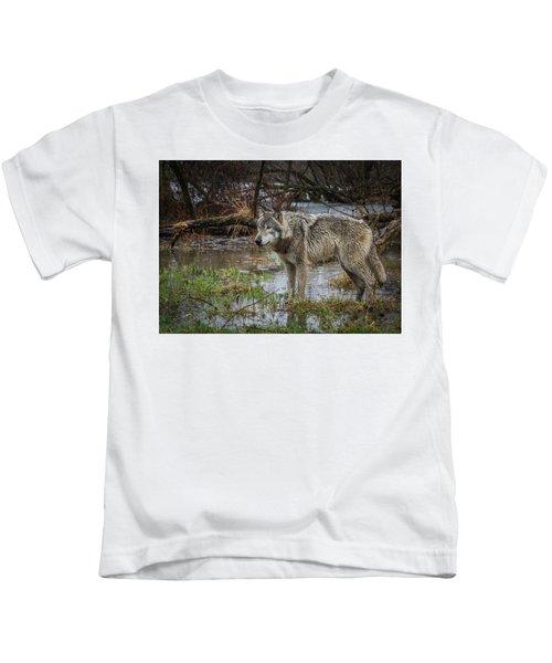 Wet Feet Kids T-Shirt