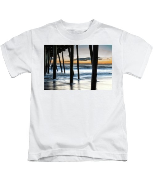 Wet Feet Kids T-Shirt