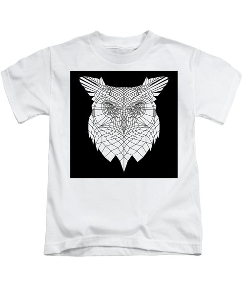 White Owl Kids T-Shirt