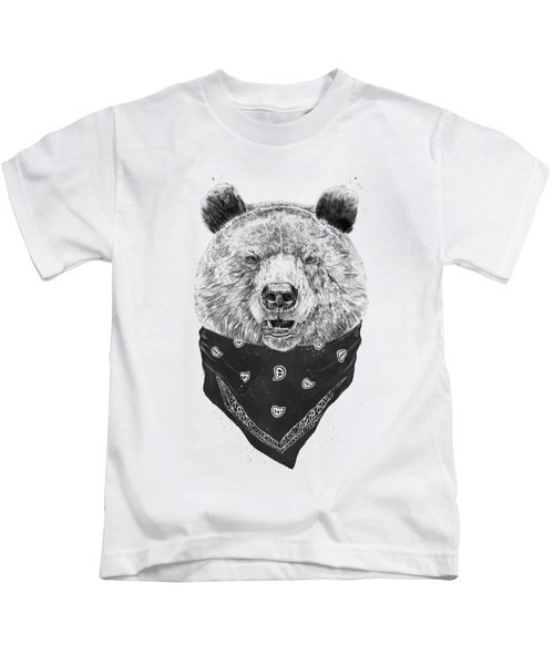 Wild Bear Kids T-Shirt