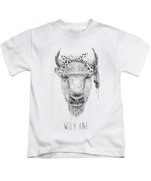 Wild One  Kids T-Shirt