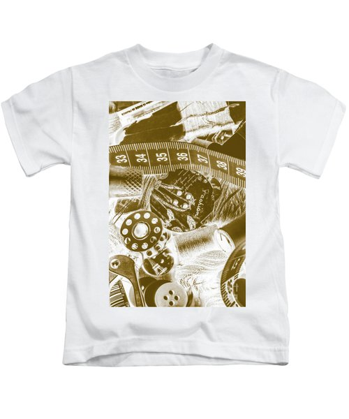 Woven To Worn Kids T-Shirt