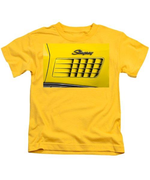 Corvette Gills Kids T-Shirt