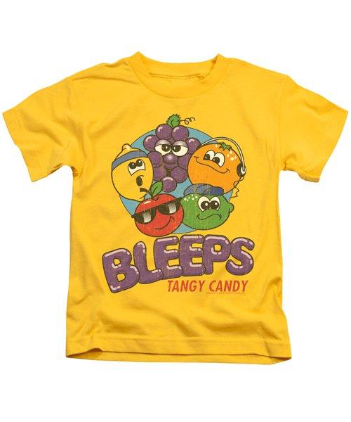 Dubble Bubble - Bleeps Kids T-Shirt