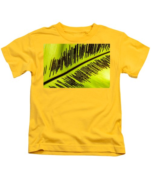Fern Leaf Kids T-Shirt