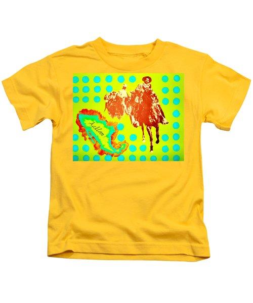 Journey To Aztlan Kids T-Shirt
