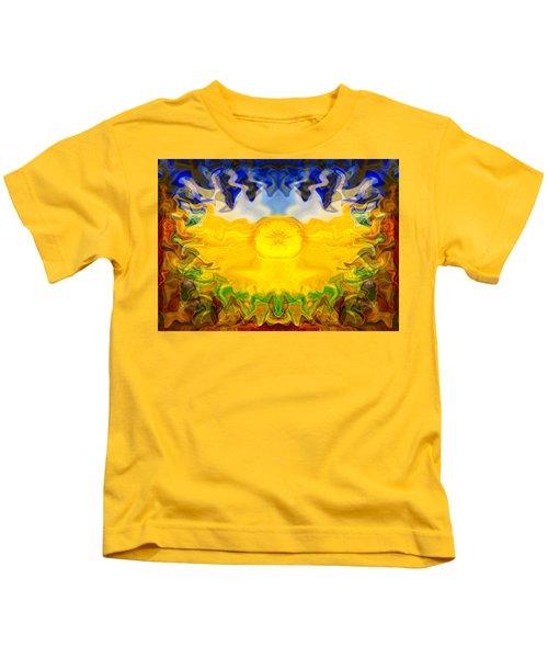 Pearlescent  Kids T-Shirt