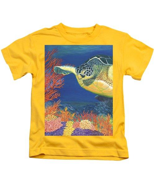 Reef Rider Kids T-Shirt