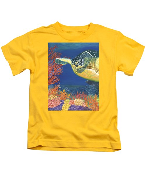 Reef Rider Kids T-Shirt