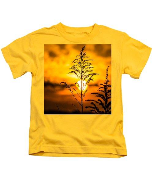 Setting Sun Kids T-Shirt