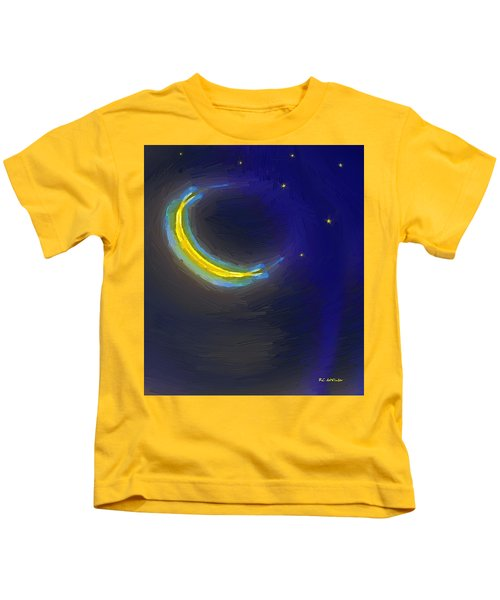 Seven Stars And The Moon Kids T-Shirt
