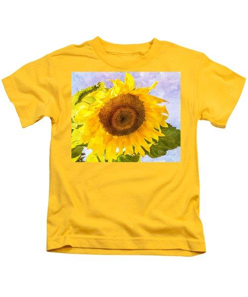 Sweet Sunflower Kids T-Shirt