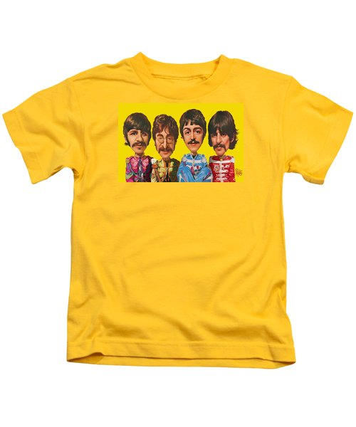 The Beatles Kids T-Shirt