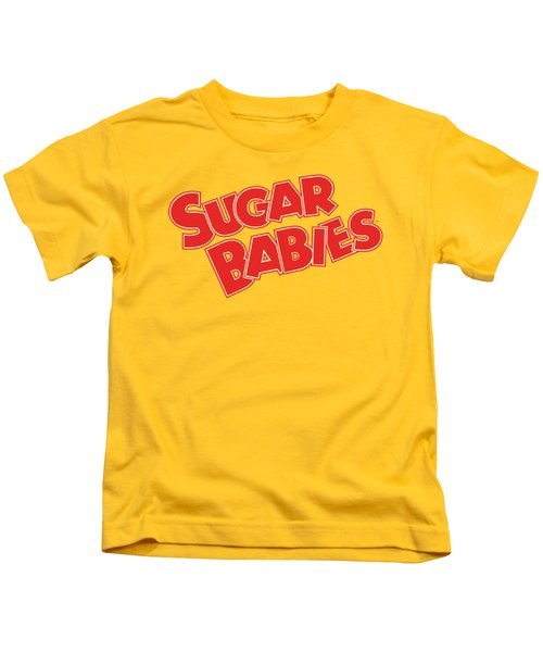 Tootsie Roll - Sugar Babies Kids T-Shirt