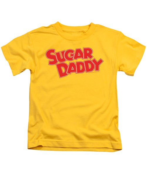 Tootsie Roll - Sugar Daddy Kids T-Shirt