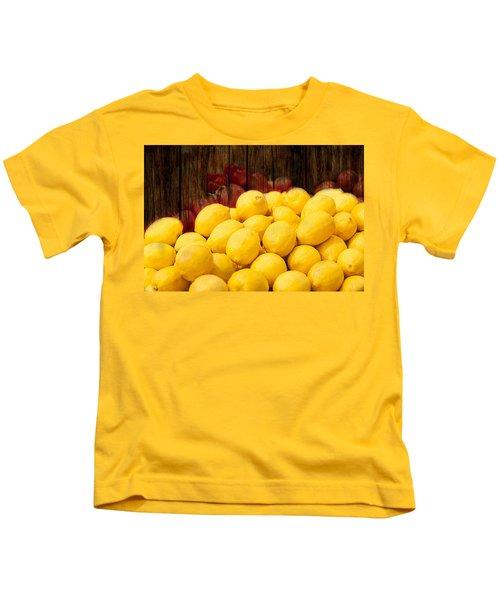 Vitamin C Kids T-Shirt