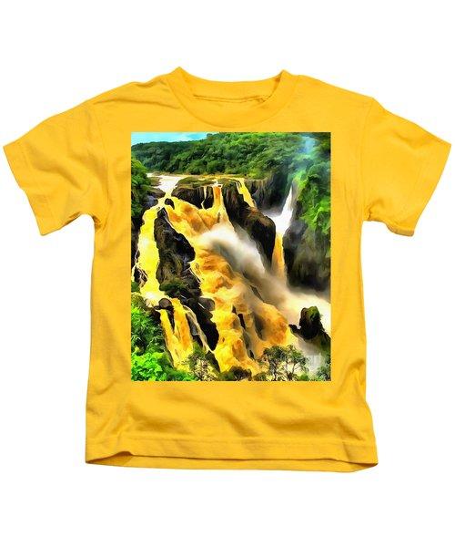 Yellow River Kids T-Shirt