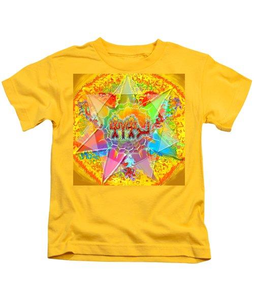 Yhwh 9 7 2014 Kids T-Shirt