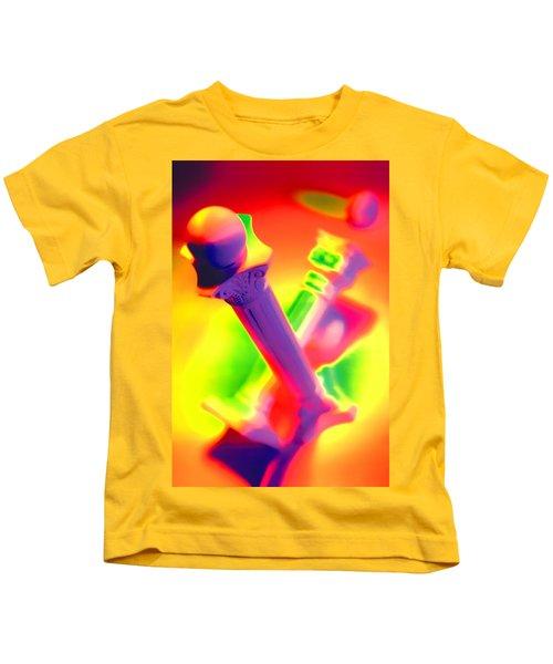 Columns  Kids T-Shirt