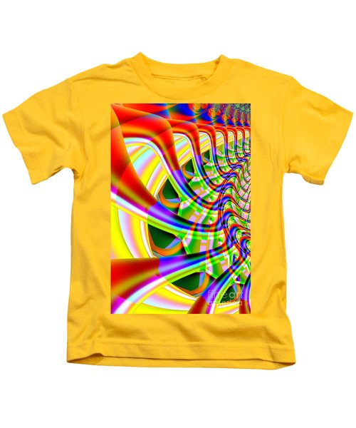 The Marching Band . Vertical . S14 Kids T-Shirt