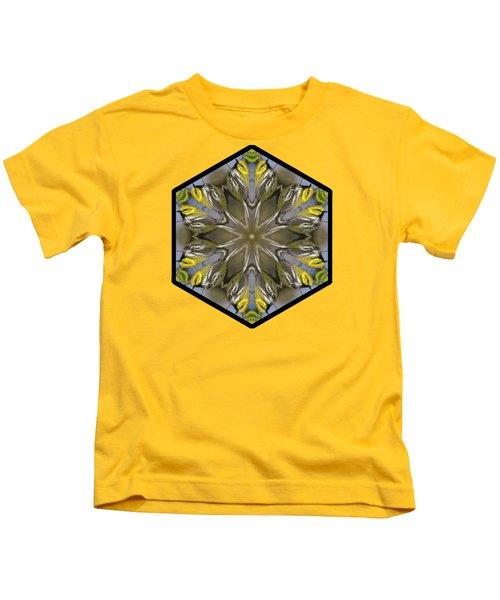 Black-throated Green Warbler Kids T-Shirt