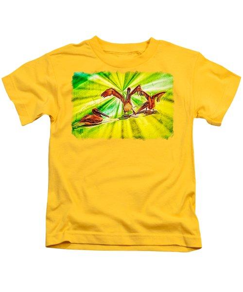 It's All Good Kids T-Shirt by John M Bailey