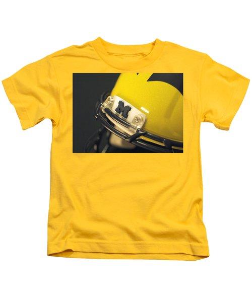 Michigan M Kids T-Shirt