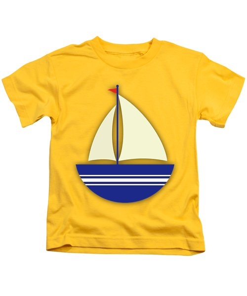 Nautical Collection Kids T-Shirt
