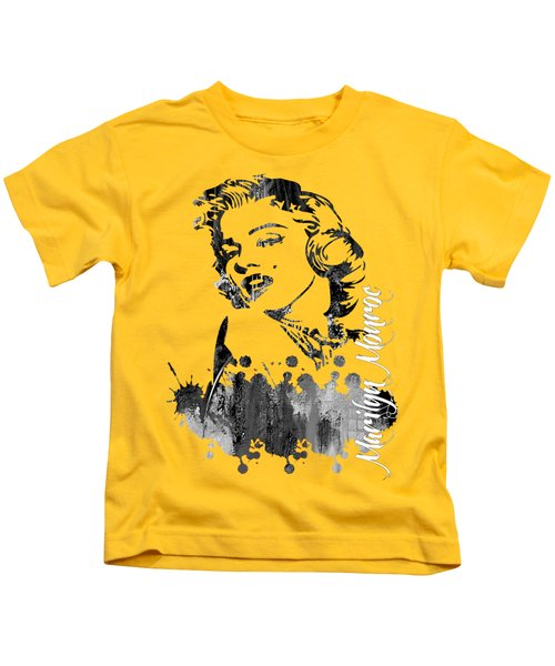 Marilyn Monroe Collection Kids T-Shirt