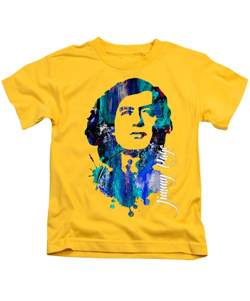 Jimmy Page Collection Kids T-Shirt