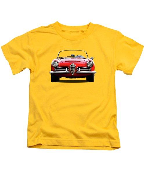 Alfa Romeo Spider Kids T-Shirt
