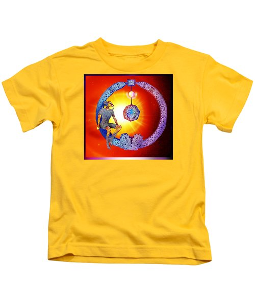 Alien  Dream Kids T-Shirt