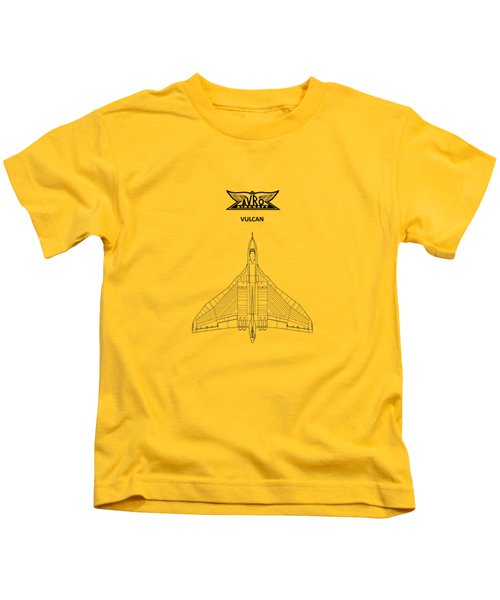 The Avro Vulcan Kids T-Shirt