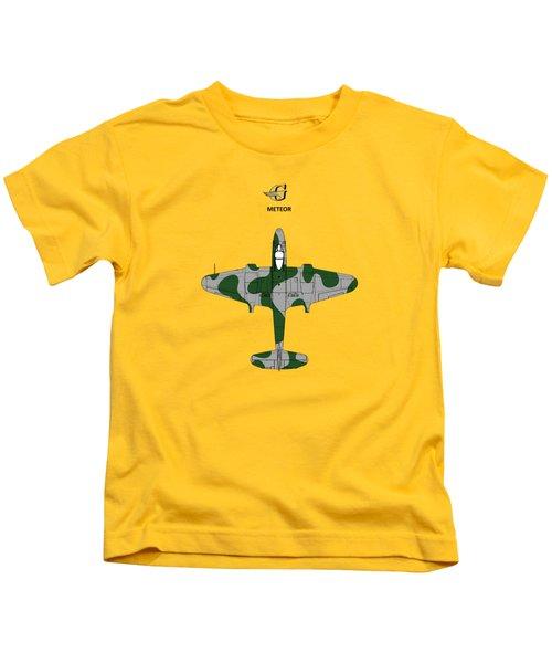 Gloster Meteor Kids T-Shirt