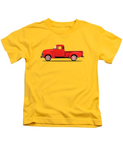 The 3100 Pickup Truck Kids T-Shirt