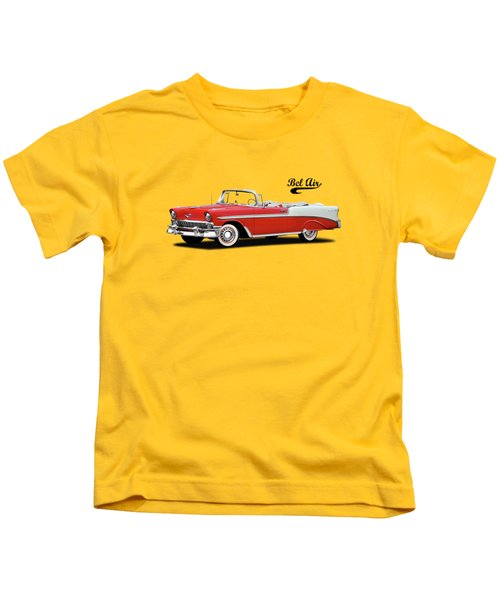 Chevrolet Bel Air 1956 Kids T-Shirt