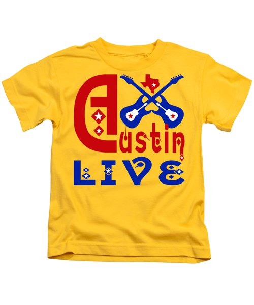 Austin Live Kids T-Shirt
