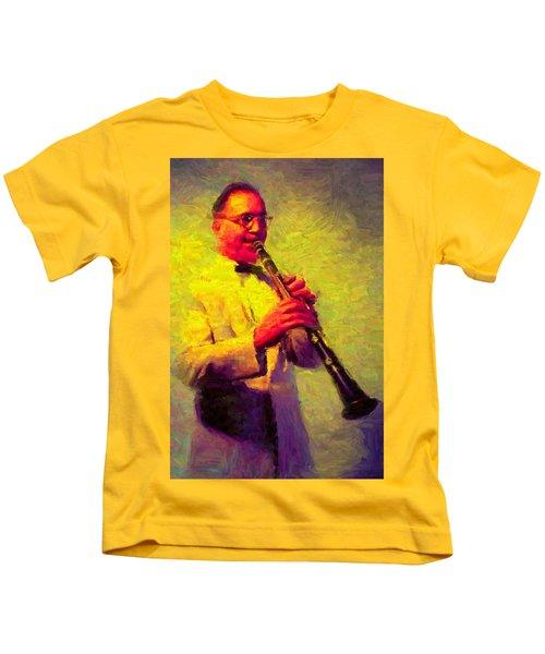 Benny Goodman Kids T-Shirt