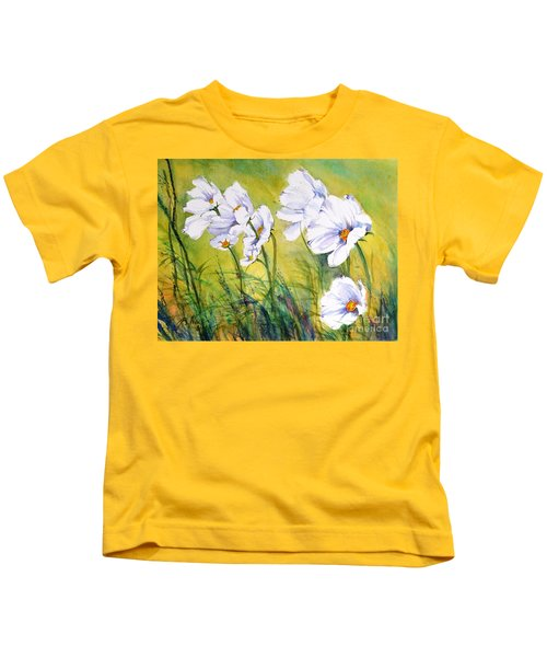 Blowing In The Wind Kids T-Shirt