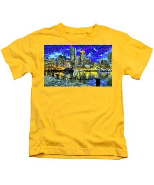 Boston 1 Kids T-Shirt