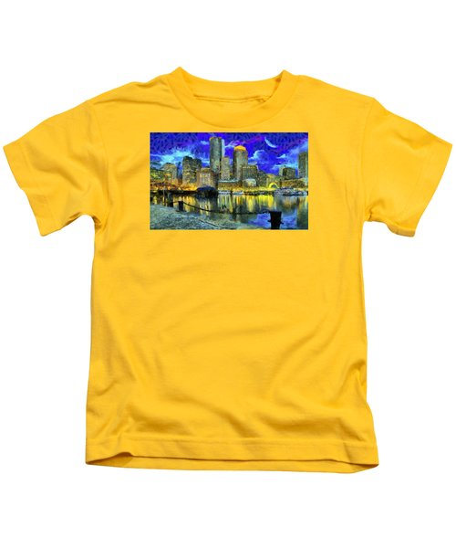 Boston 1 Kids T-Shirt
