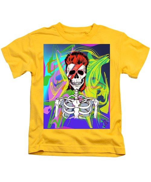 Bowie 1 Kids T-Shirt