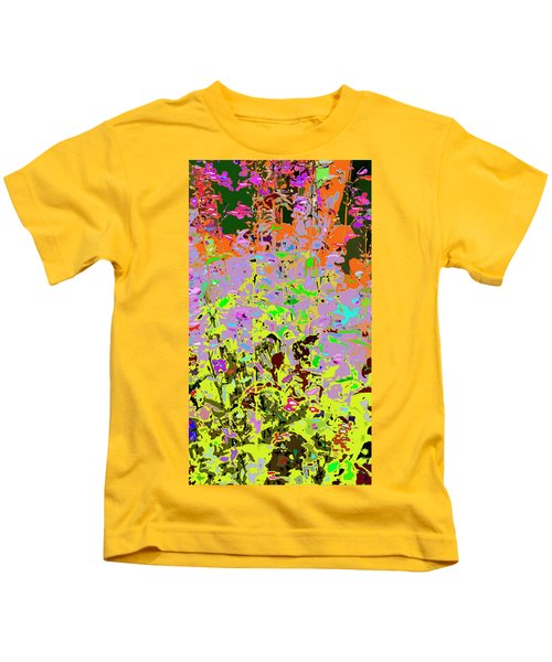 Breathing Color Kids T-Shirt