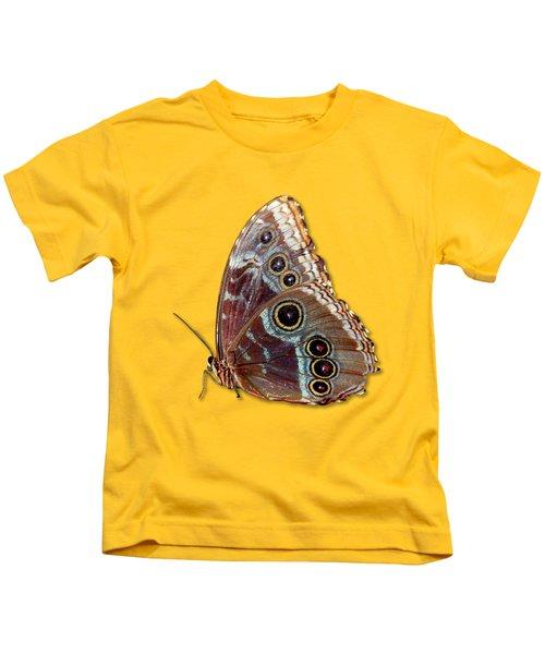 Butterfly Macro Kids T-Shirt