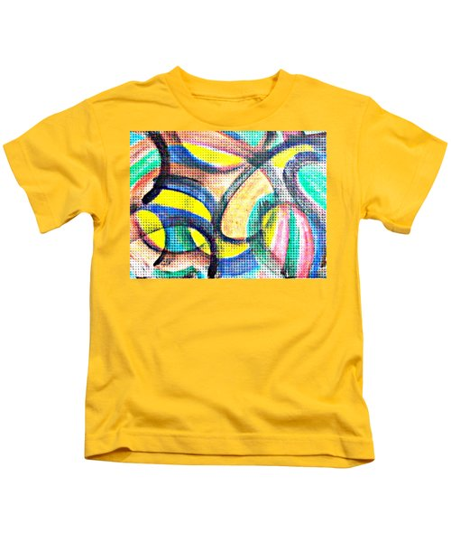 Colorful Soul Kids T-Shirt