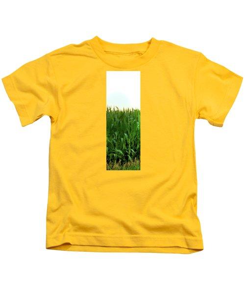Corn Of July Kids T-Shirt