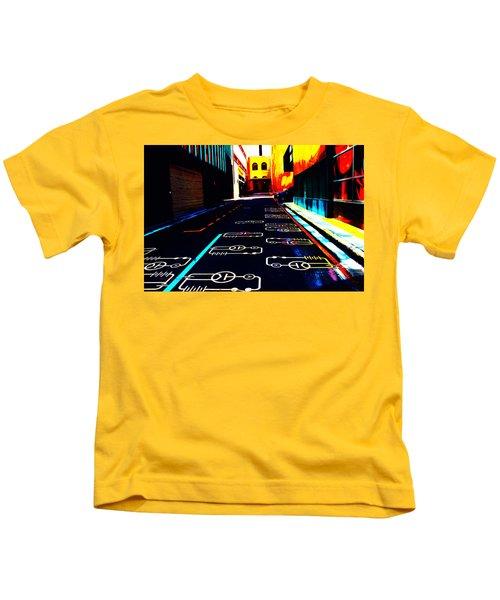 Curcuit City Kids T-Shirt
