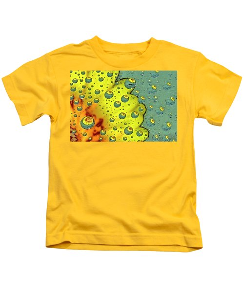 Dahlia Galaxy One Kids T-Shirt