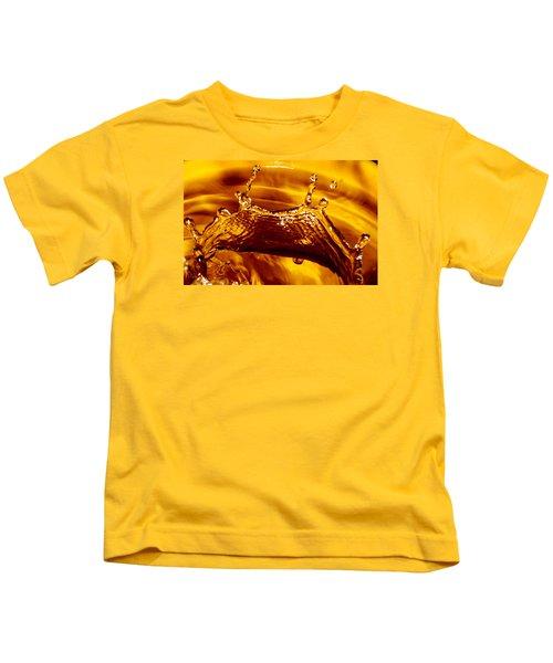 Drop Of Gold Kids T-Shirt